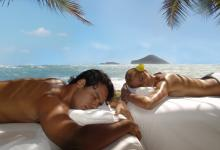 Coconut Bay Beach resort & Spa Couples Massage